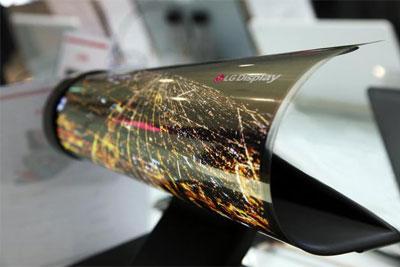 LG Display牵手联想 拟开发首款13英寸可折叠平板
