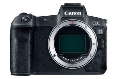 佳能将于2019年发布两台EOS R系列无反相机
