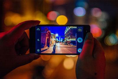 精彩不惧黑暗 网罗夜拍能力出众手机