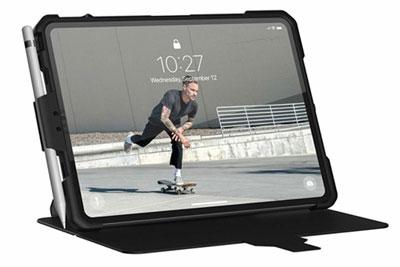 新款iPad Pro保护套曝光:屏占比超高 接口调整