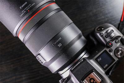 佳能RF 50/1.2LUSM评测:重新定义标准镜头高画质