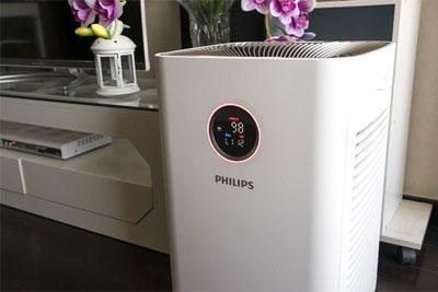 捕捉99种污染物:飞利浦空气净化器AC6678评测