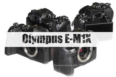 奥林巴斯OMD E-M1X将会支持手持8000万像素模式