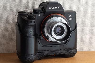 日本鸟井工房推出全新适用于索尼A7III皮套