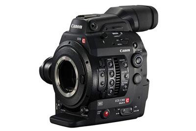 搭载8K视频 佳能C300 Mark III或在19年亮相