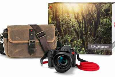 徕卡在美国推出V-Lux相机探险者套装