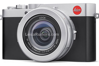 首批徕卡D-Lux 7相机外观照泄露