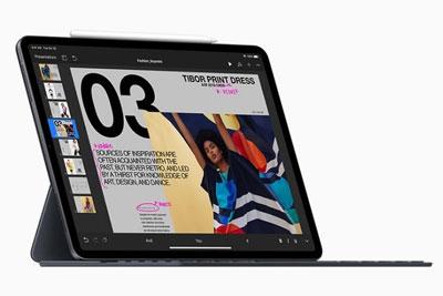 """外媒""""嘲讽""""苹果:新iPad Pro无法取代计算机"""