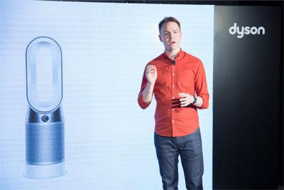 戴森出了350⁰ 喷射暖风扇 还有能用60年自然光台灯