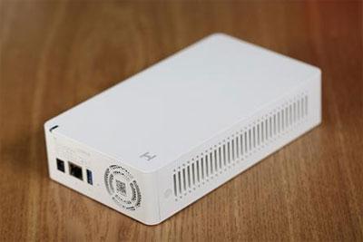 2TB打通百度网盘 小白家庭云盘开箱图赏