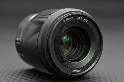标准定义 尼克尔Z 50mm f/1.8 S评测