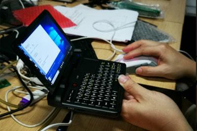 GPD发布MicroPC微型笔记本 专注于IT专业用户