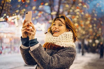 圣诞送礼倍有面子 2000至3500元手机推荐