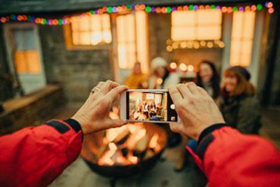帮你记录美好时光 圣诞聚会拍照手机推荐