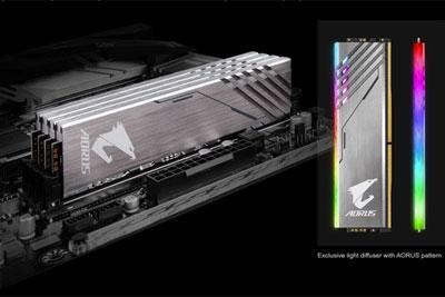 技嘉发布Aorus RGB 16GB内存套装:这次没有纯灯条