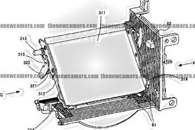 尼康公布全新的单反反光板专利