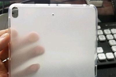 iPad mini 5保护壳曝光?#28009;还?#23558;在明年初更新