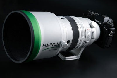 4万元级旗舰之镜 富士XF200mm F2镜头评测