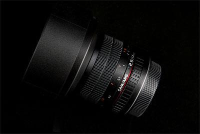 超广角新选择 SAMYANG 14mmF2.8镜头评测