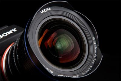 做工精细 老蛙FFII 10-18mmF4.5-5.6镜头评测