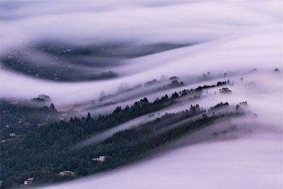 『摄影教程』拍摄迷雾的4个技巧