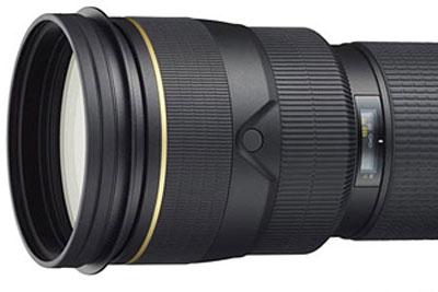 尼康200-400mm f/4G ED VR II镜头即将停产
