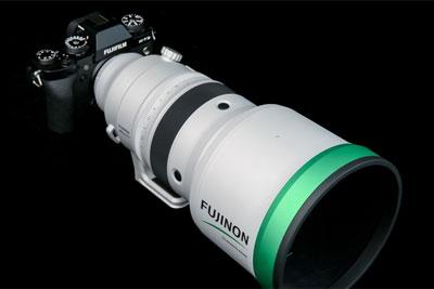 新高速空气切割机 富士首支长定焦200mm f/2评测