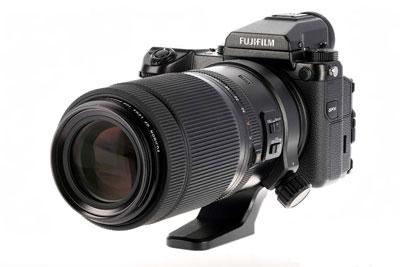 首支G口长变焦 富士GF100-200mm或明日发布