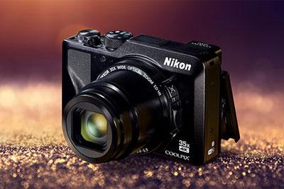 尼康发布小巧相机:COOLPIX新作A1000和B600驾到