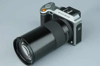 中画幅微单人像镜皇 哈苏XCD 135mm f/2.8评测