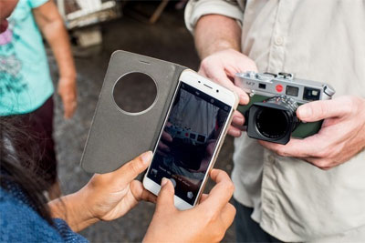 CP+遇上MWC:手机vs相机 谁才是大众摄影主角