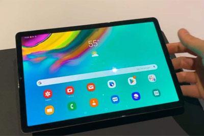 三星Galaxy Tab S5e发布:7040mAh电池/骁龙670