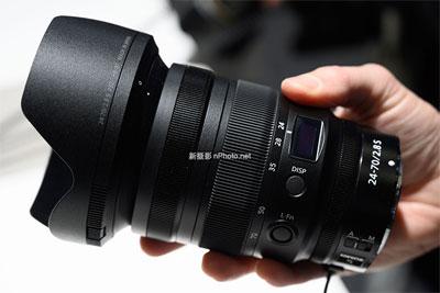 尼康新款Z 24-70mm F2.8 S镜头上手体验