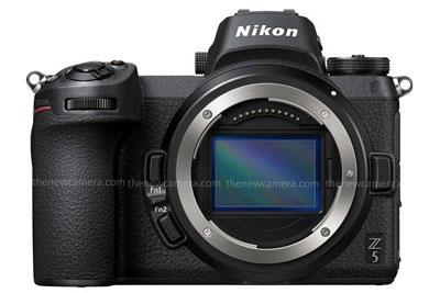 尼康Z5全画幅微单相机即将发布 主攻入门市场