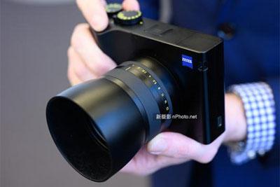 蔡司ZX1全画幅固定镜头相机DPReview上手体验
