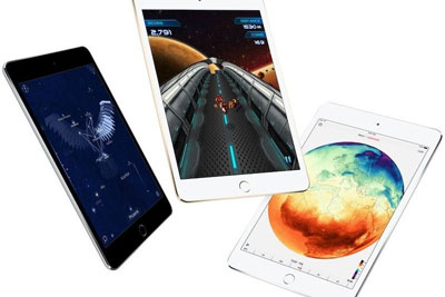 新版iPad?可能将继续保留Touch ID与耳机插孔