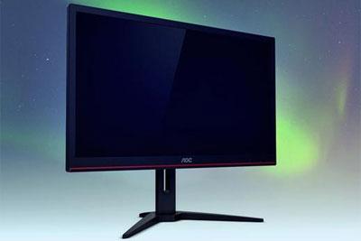 AOC推出28英寸电竞显示器:4K屏+FreeSync