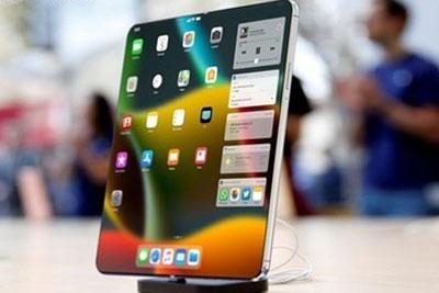 iPhone X Fold?#25293;?#22270;惊艳亮相 折叠屏设计包装?#26143;?#22937;