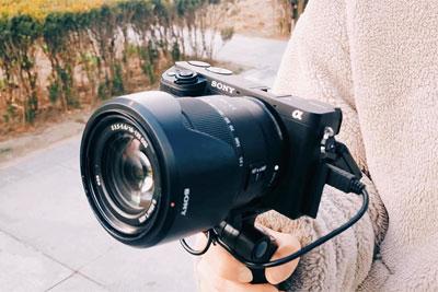 Vlog小能手 索尼APS-C画幅微单A6400评测