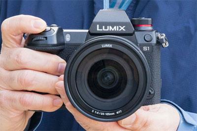 松下LUMIX S1R领衔 人气颇高全画幅相机推荐