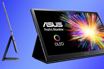 打磨1年多 华硕4K OLED专业显示器终于上市 价格太毒