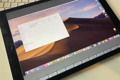 生产力起飞!苹果要让iPad运行macOS