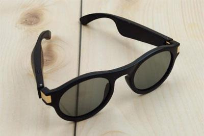镜兼优声 中国首款开放式定向音频眼镜Fiveboy评测
