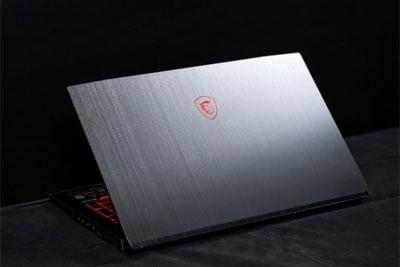 九代酷睿+GTX 1650 微星GF75游戏本评测