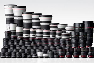 2020年佳能将发布6至8款RF卡口镜头