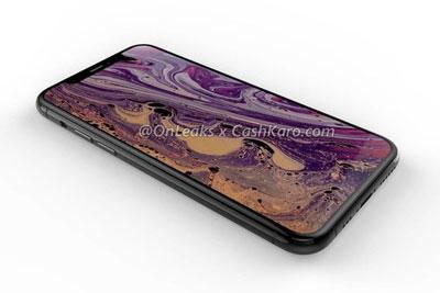 传闻:2019款iPhone将采用后玻璃+新的静音开关