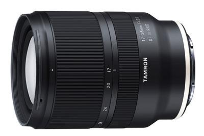 腾龙确认将会推出E卡口75mm+远摄变焦镜头