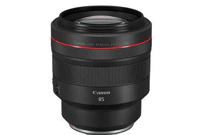 佳能RF 85mm F1.2 L USM镜头将于5月9日发布