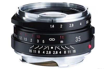 全新光学材料运用 福伦达发布新VM35 1.4镜头