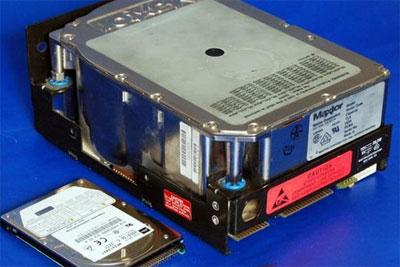 英特尔科普三种硬盘销毁法:你学到了么?